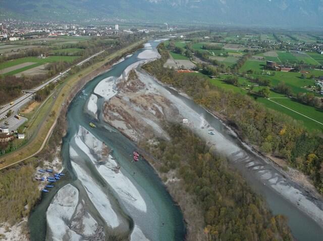 Liechtenstein hält sich nicht an Verpflichtungen im Gewässerschutz
