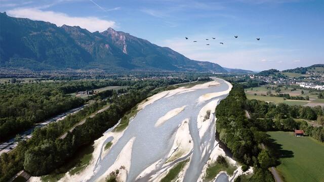 Werkstatt Faire Zukunft fordert rasche Schritte für einen lebendigen und sicheren Alpenrhein