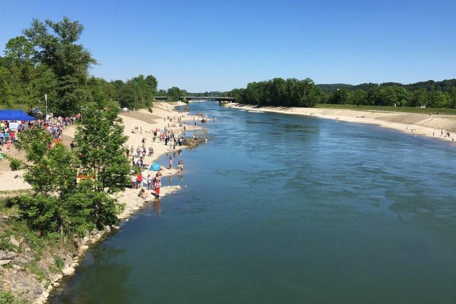 Dingolfing  – weitere Renaturierung an der Isar (Bayern)