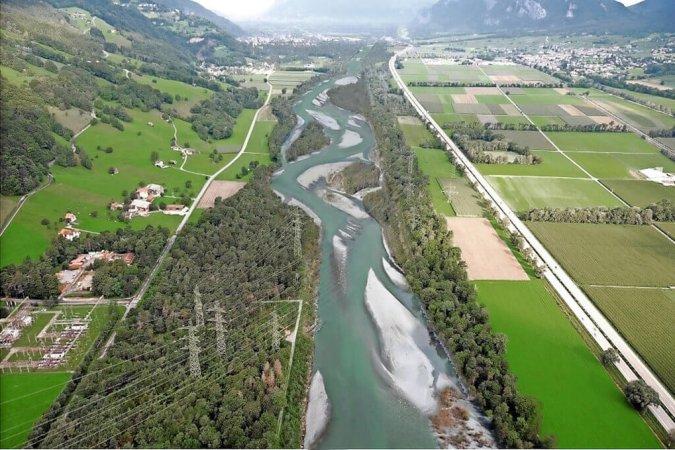 Aufweitung Maienfeld / Bad Ragaz auf Kurs