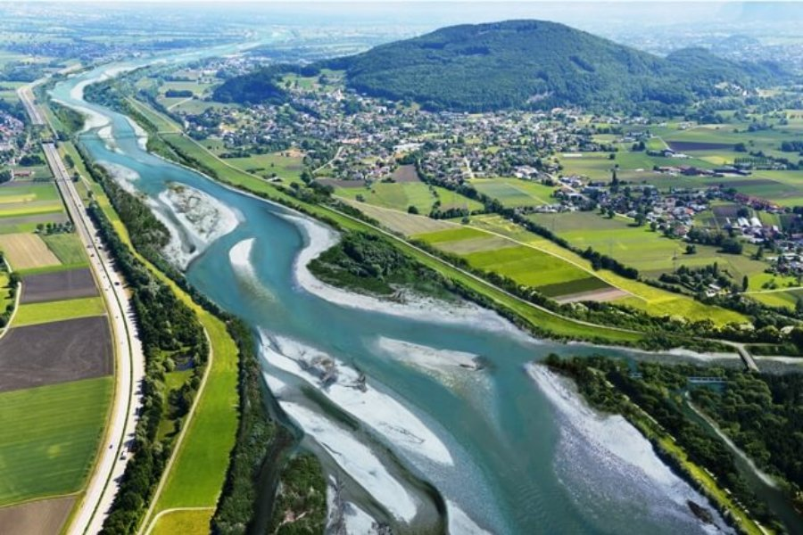 Rhesi: Umweltverbände fordern mehr Aufweitungen