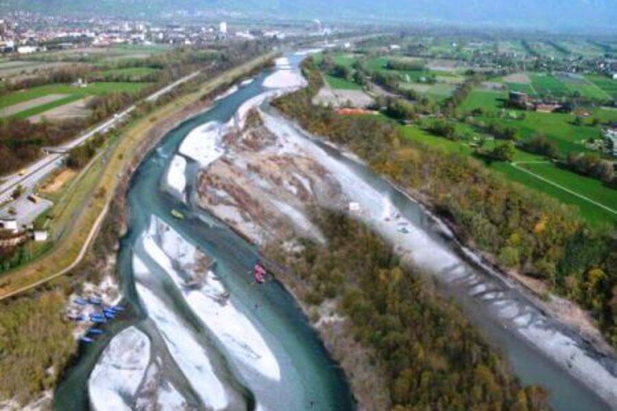 Gesamtkonzept statt Flickwerk für den Alpenrhein